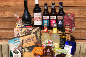 Diversifying in to hampers to support local food and drink businesses